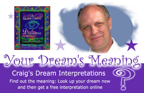 Dream Meanings with Craig