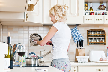 KITCHEN DREAM INTERPRETATION - What Do Dreams About Kitchens Mean?
