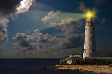 Dream Dictionary Lighthouse | RM.
