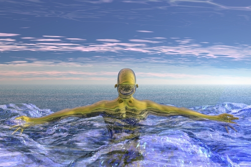 Surreal Swimming