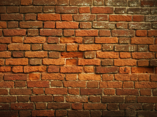 Dream about a Brick Wall